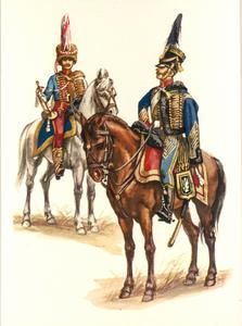 Comme vous le savez, au Duché de Varsovie, seulement 2 régiments de hussards virent le jour le 10e et 13e, voir le chapitre sur les hussards. Il me semble indispensable de voir à présent la tenue des trompettes. Avant de commencer, un petit rappel sur...