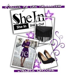 """""""SheIn II/5"""" by m-sisic ❤ liked on Polyvore"""