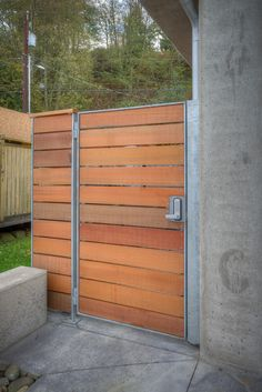 Tsunami House Gate, Designs Northwest Architects