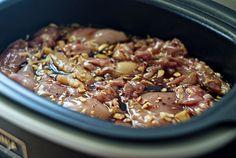 Hawaiian Shoyu Chicken | heatherlikesfood.com Yummy!  Nothing like this island meal!  We all had seconds!