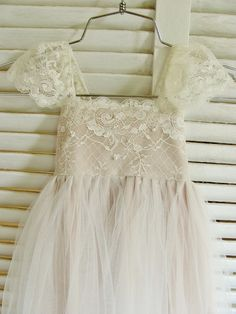 Magic Orchid French lace and silk tulle dress  by angelikaliv, $99.90