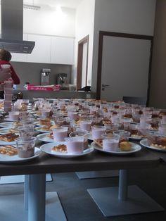 Eindwerk - GIP - Opdracht - Koken - Desserten maken.