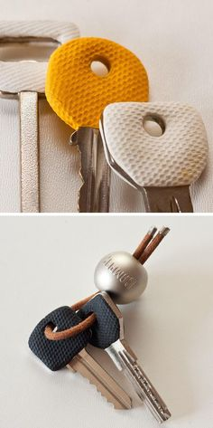 Customise your keys with Sugru!