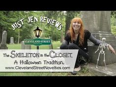We are having a naming contest celebrating the Skeleton in the Closet reboot! Let us know what you think our skeleton's name should be by using the hashtag #nametheskeleton!  Facebook: https://www.facebook.com/CleStreet Twitter: https://twitter.com/clestreet and a very special Instagram exclusively for The Skeleton in the Closet: https://instagram.com/ahalloweentradition We've got a great prize for the winner!  #TheSkeletonintheCloset #Halloween2015 #AHalloweenTradition