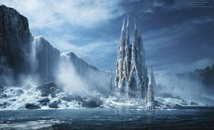 George Grie (born May 14, 1962) is a Russian-Canadian artist.  One of the first digital artists, Grie is known for numerous 3D, 2D, and matte painting images