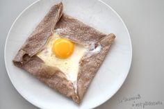 Crêpes salées de Bretagne Ethnic Recipes, Blog, Wednesday, Cheer Snacks, Envy, Bretagne, Food, Recipe, Blogging