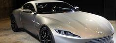 James Bond conducirá un Aston Martin DB10 en la nueva película