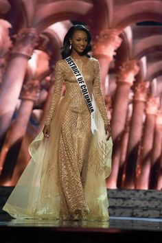 Photo: Congrats, Miss District of Columbia Deshauna Barber was crowned Miss USA 2016