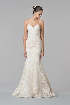 Carolina Herrera Fall 2015 Bridal