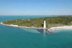 Bill Baggs Cape Florida State Park - Key Biscayne Chamber of Commerce Cape Florida Lighthouse, Florida City, Florida Beaches, South Florida, Crandon Park, South Beach Hotels, Kayak Boats, Key Biscayne, Beach Trip