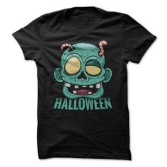 Halloween Zombie T-Shirts, Hoodies. BUY IT NOW ==► https://www.sunfrog.com/Holidays/Halloween-Zombie.html?id=41382