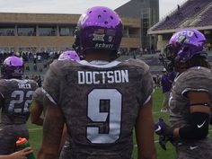 fafa2cb995c Grey and Chrome for TCU  uniswag