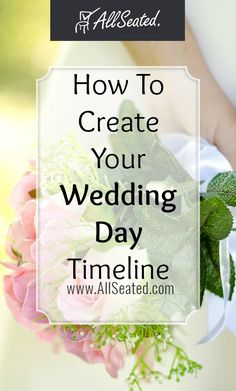 5 Top Tips For Creating Wedding Day Timeline - Allseated Tie The Knot Wedding, Star Wedding, Wedding Dj, Free Wedding, Wedding Guest Book, Summer Wedding, Wedding Night, Wedding Stuff, Low Cost Wedding