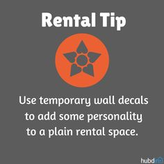 Don't let a rental limit your home's design style.