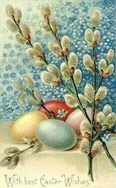 م For all of my Christians students, colleagues, friends and teachers all over the world, happy Easter Easter Art, Hoppy Easter, Easter Crafts, Easter Eggs, Easter Bunny, Vintage Easter, Vintage Holiday, Decoupage, Images Vintage