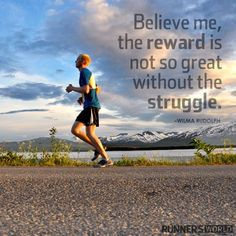 Runner's World Quote of the Day Running Quotes, Running Motivation, Fitness Motivation Quotes, Track Quotes, I Love To Run, Just Run, Keep Running, Running Tips, Running Race