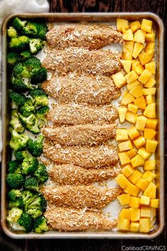 One Pan Thai Peanut Coconut Chicken with Pineapple -! One Pan Thai Peanut Coconut Chicken with Pineapple -! Coconut Chicken, Baked Chicken, Chicken Recipes, Thai Coconut, Coconut Milk, Peanut Chicken, Healthy Recipes, Delicious Dinner Recipes, Cooking Recipes