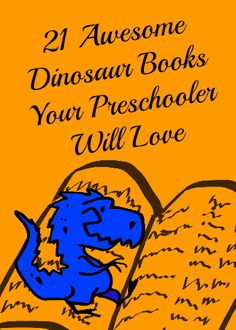 Awesome Dinosaur Picture Books