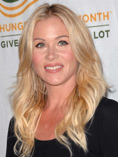 """Christina Applegate 