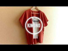 KİMONO NASIL YAPILIR HOW TO SEW A KİMONO | Bolero panço anlatımları | Deryagibiörgüler