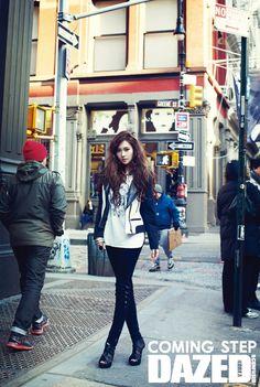 "SNSD Jessica ""Dazed & Confused Korea"""