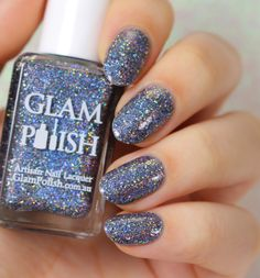 Run & Tell by Glam Polish (Hairspray Collection) | Lacquerstyle.com | kgrdnr