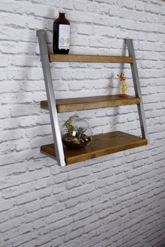 Modern Industrial Shelving Unit / Shelves Industrial by escafell