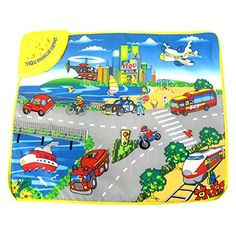 Smartots Big City Playmat
