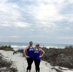 Bridal Bootcamp  4 miles at the beach  #operationwhitedress #bridalbootcamp #beachrun #instarunner  #runnergirls
