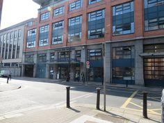 DFB Headquarters Townsend Street, Dublin