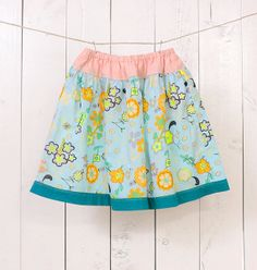 """Items similar to Girls skirt pattern pdf - easy childrens sewing patterns - 12 months to 12 years - """"Mary Skirt"""" on Etsy Girls Skirt Patterns, Easy Sewing Patterns, Sewing Ideas, Sewing Crafts, My Girl, Pdf, Trending Outfits, Children, Pretty"""