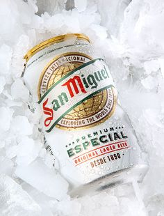 SAN MIGUEL PRODUCT ADVERTISING PHOTOGRAPHY We have produced advertising images for the launching of San Miguel new packaging design.