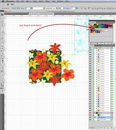 Create your own pattern swatch: an easy 5-step Illustrator tutorial