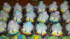 Bunny butt cupcakes you're Easter