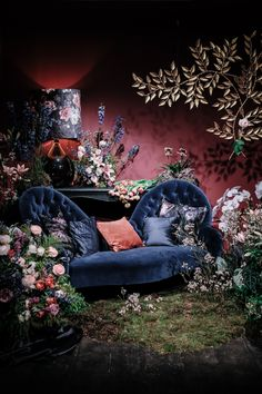 Floral & Interior Trends 2018 from The Flower Council of Holland