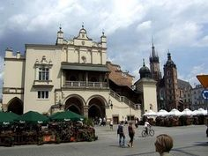 Krakow ~ Beautiful Places