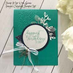 Stampin' Up! Birthday Card – Stamp It Up with Jaimie