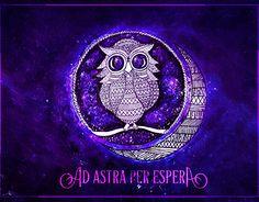 "Check out new work on my @Behance portfolio: ""Ad astra per esperA"" http://be.net/gallery/47024029/Ad-astra-per-esperA"