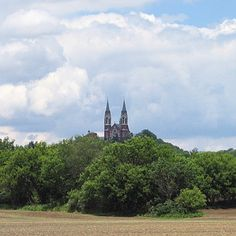 Holy Hill - Hmm - I think I know those trees in the foreground very well. ; )