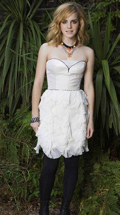Emma Watson | 2008 | Flare Magazine Photoshoot