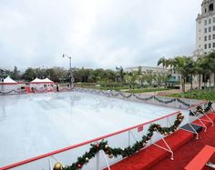 Thousands of skaters and a million holiday memories made. Thank you ALL for supporting our holiday ice rink! Til next year...