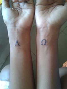 http://tattoo-ideas.us/wp-content/uploads/2014/03/Alpha-Omega-The-Beginning-of-the-End.jpg Alpha & Omega - The Beginning of the End #Yourtattoos