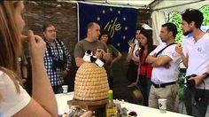 Políticos, empresarios y ONG inauguran los actos por el Día Europeo de l...