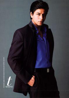 Shahrukh Khan for Belmonte