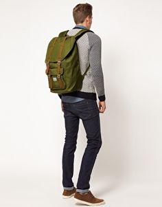 @Herschel Supply Co.Herschel Supply Little America Backpack #ASOS #HerschelSupply
