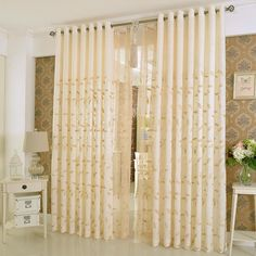 Cheap linen look curtains, Buy Quality curtains for small windows directly from China curtain image Suppliers:                                                                                      DescriptionZero-cutRoll priceColorM