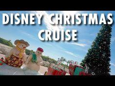 ▶ Very Merrytime Cruises Christmas Experience: On Disney Fantasy ~ Disney Cruise Line ~ Cruise Review – PopularCruising.com