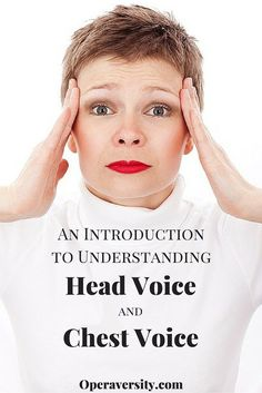 Understanding head voice and chest voice in singing can be difficult. This post will help you understand better! Vocal Lessons, Singing Lessons, Singing Tips, Music Lessons, Singing Quotes, Guitar Lessons, Singing Exercises, Vocal Exercises, Voice Training Exercises