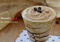 Crema di caffè veloce senza uova dessert