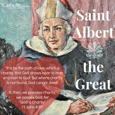 St Albert The Great The Brilliant Teacher Of St Thomas Aquinas